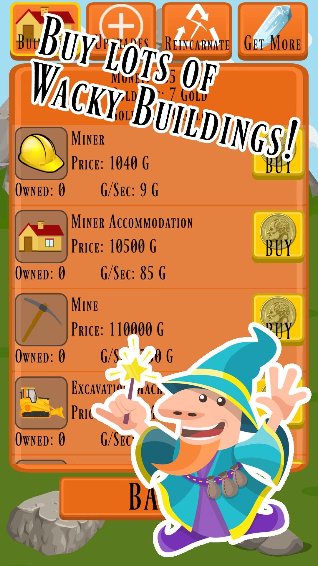 Idle Miner Clicker Tycoon for Android - APK Download