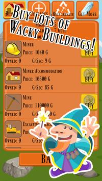 Idle Miner Clicker Tycoon screenshot 1