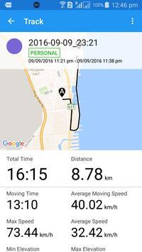 NASTRACK - GPS Vehicle Tracker apk screenshot