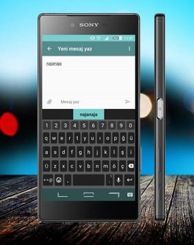 Slate XpeRian Theme apk screenshot