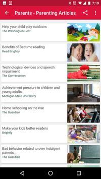 Parenting Tips,Videos: Slatera screenshot 3