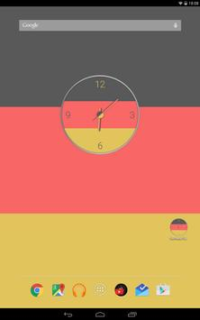 Germany Clock screenshot 4