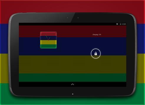 Mauritius Clock apk screenshot