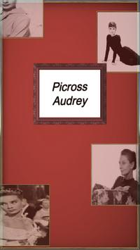 Picross Audrey (Nonogram) poster