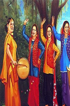 Old Punjabi Folk Songs poster