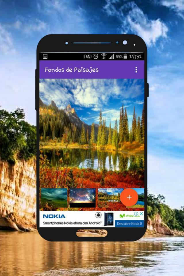 Fondos De Pantalla De Paisajes Y Naturaleza For Android Apk Download