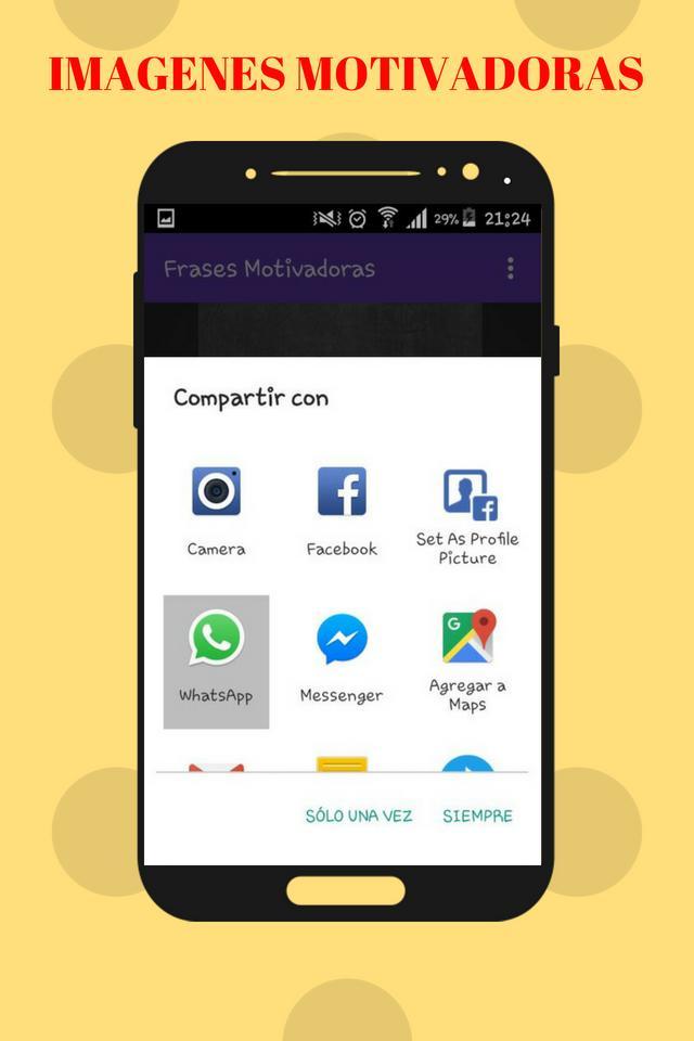 Frases Motivadoras Para Compartir For Android Apk Download