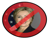 No Hillary Countdown Widget icon