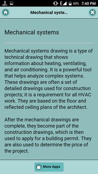 Mechanic Drawing Symbols screenshot 1