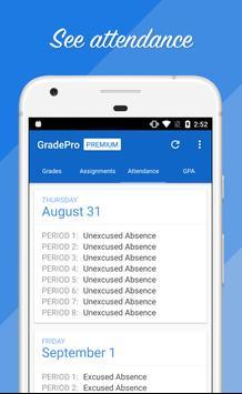 GradePro for GradeSpeed apk screenshot