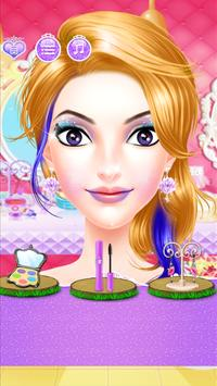 Sleeping Beauty Makeover - Princess makeup game screenshot 4