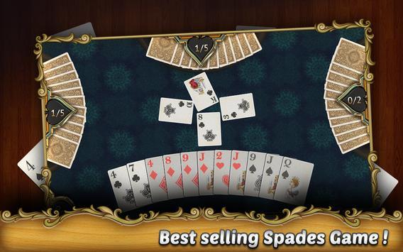 Spades apk screenshot