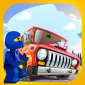 Crazy Hill Climb Lego ATV Offroad Ninja Race Go icon