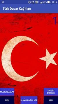 """1 Schermata Türk """"Duvar Kağıtları Ve Marş"""""""