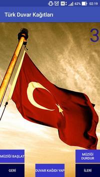 """2 Schermata Türk """"Duvar Kağıtları Ve Marş"""""""