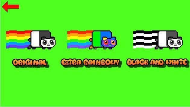 Rainbowy Panda screenshot 3