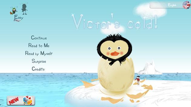 Victor's cold! Free apk screenshot