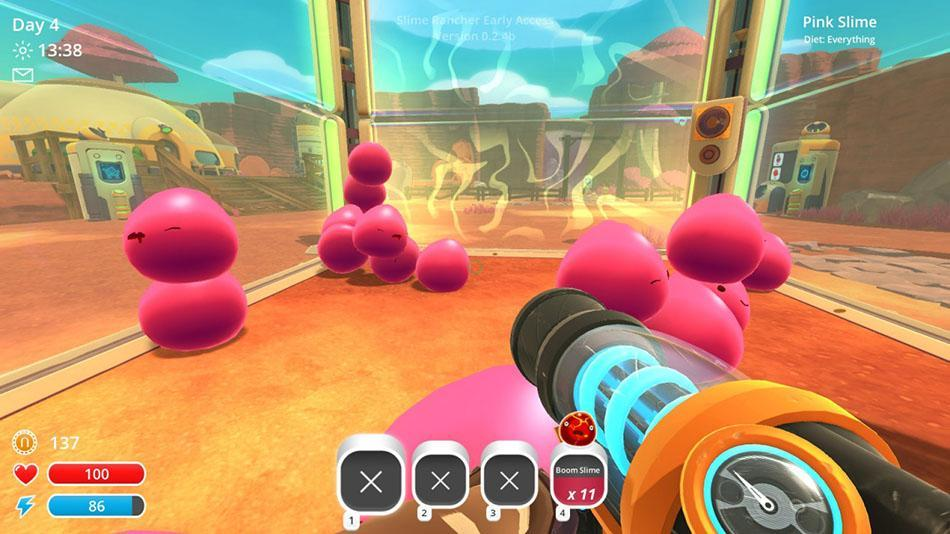 Guide For Slime Rancher poster