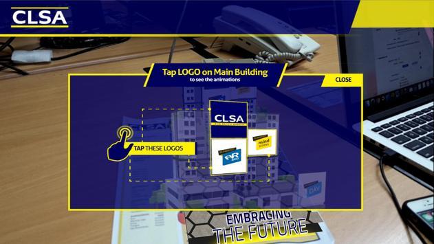 CLSA AR (Augmented Reality) screenshot 1