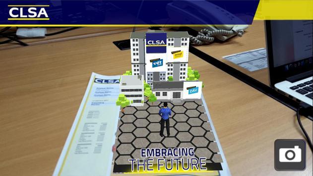 CLSA AR (Augmented Reality) screenshot 2