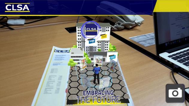 CLSA AR (Augmented Reality) screenshot 3