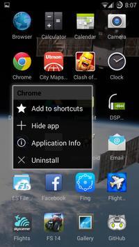 Scroll Launcher (open beta) apk screenshot