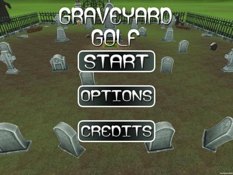 Graveyard Golf apk screenshot
