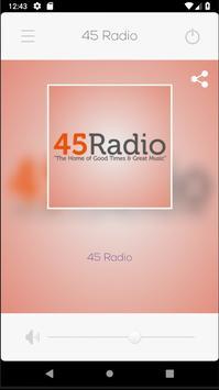 45 Radio screenshot 1
