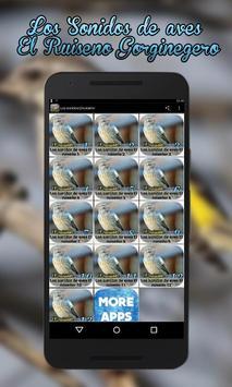 Los Sonidos de Aves El Ruiseñor Gorginegro apk screenshot