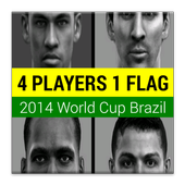 4 Players 1 Flag (OLD) icon