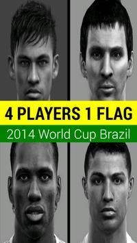 4 Players 1 Flag (OLD) apk screenshot