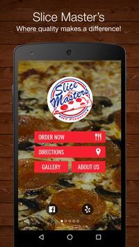 Slice Master's Pizzeria poster