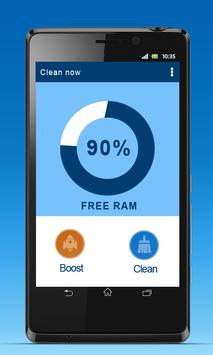 Ram Cleaner Auto Speed Booster poster
