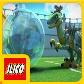 Slico LEGO Jurassic Ball icon