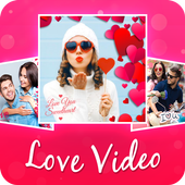 Love Video Maker With Music : Love Slideshow Maker icon