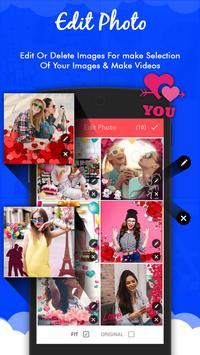 Love Video Maker With Music : Love Slideshow Maker screenshot 6