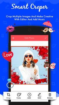 Love Video Maker With Music : Love Slideshow Maker screenshot 3