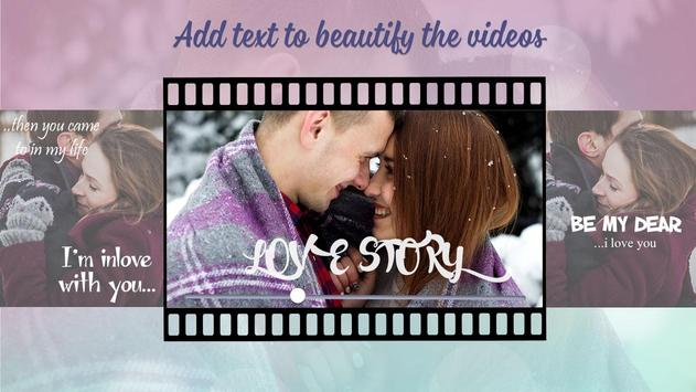 Video Show - Video Slideshow screenshot 2