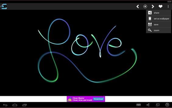 Free Awesome Backgrounds apk screenshot