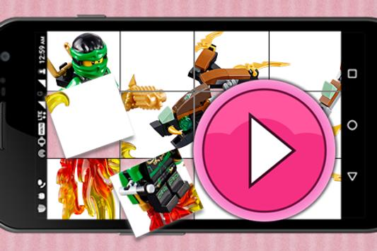 Sliding Puzzle Skybound apk screenshot