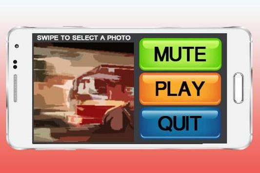 Police Car Firetruck Puzzle poster