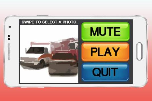 Police Car Firetruck Puzzle apk screenshot