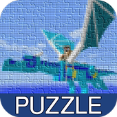 Puzzle Dragon Craft Sliding icon