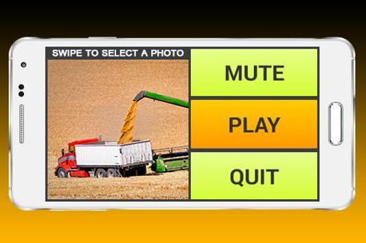 Wheat Harvester Puzzle screenshot 1