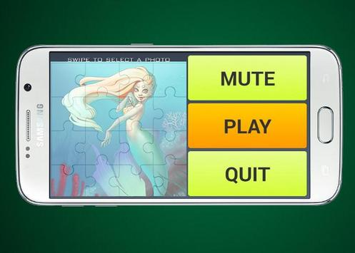 Mermaid Jigsaw Puzzles screenshot 1