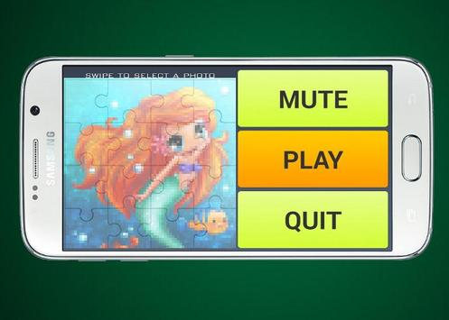 Mermaid Jigsaw Puzzles screenshot 2