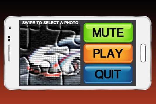 Racing Car Puzzles apk screenshot