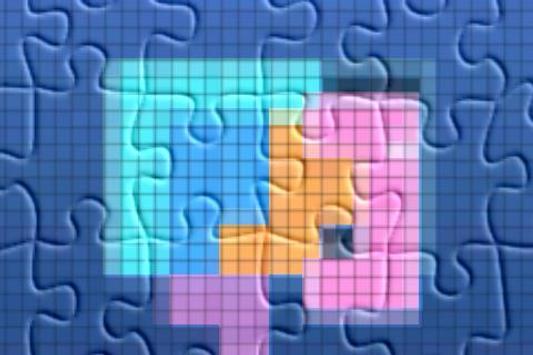 Block Puzzle King Kids poster