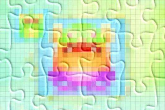 Little Monsters Puzzle Toddler apk screenshot