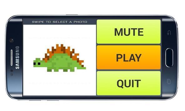 Toy Puzzle Jurassic Dinosaur poster